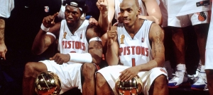 "2004 Pistons: ""Play Hard, Play Smart, Play Together""."