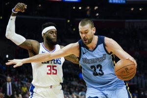 Grizzlies - Clippers: Ένα ματς τον Νοέμβριο