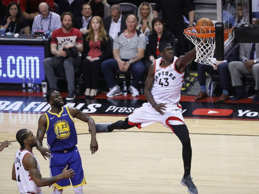 The Siakam game