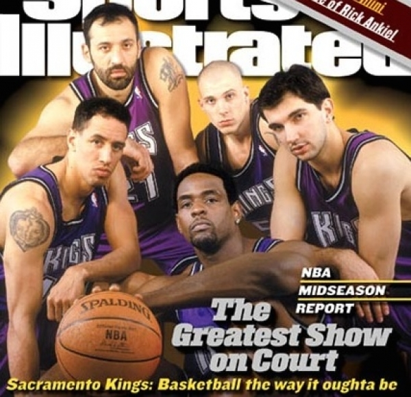 The Greatest Show on Court: Sacramento Kings 2001-02