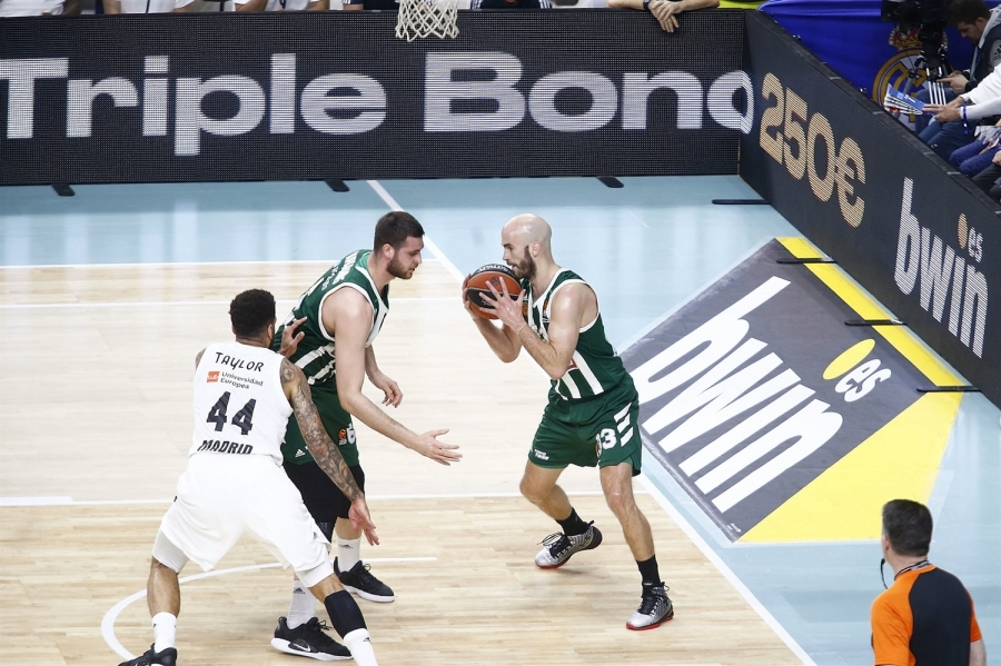 "To μακρινό ριμπάουντ, playoffs - 1: The ""N"" Factor"